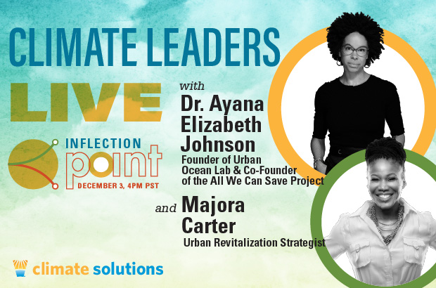 Climate Leaders Live: Inflection Point