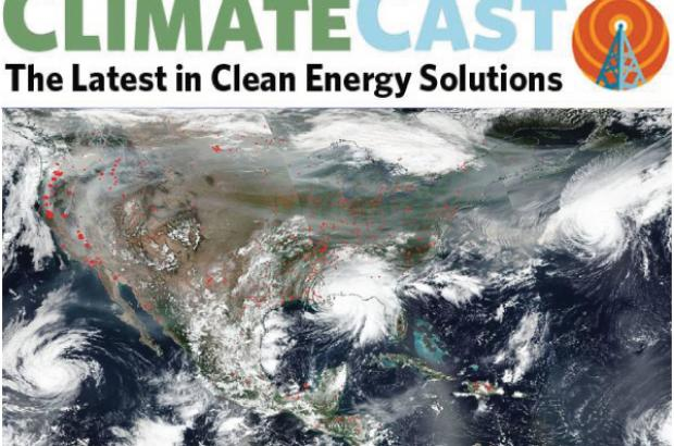 climatecast header graphic for 2020-09-18