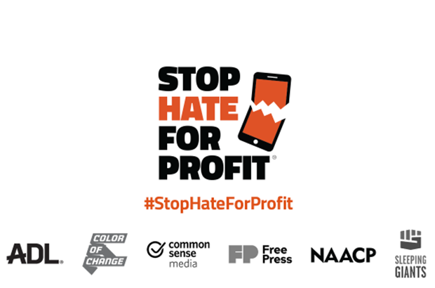 Facebook: stop hate for profit