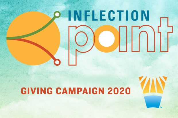 Inflection Point giving campaign
