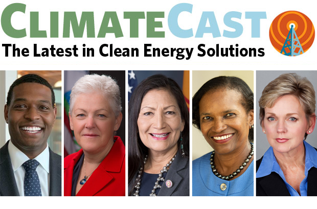 Biden's climate and clean energy nominees
