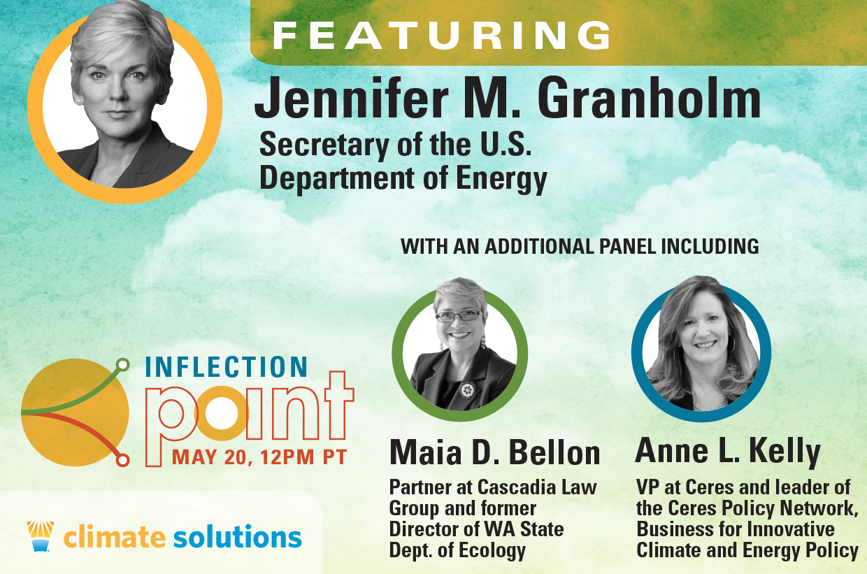 May 20 event with Secretary Granholm