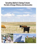 Securing Idaho's Energy Future report cover