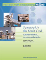 Powering Up the Smart Grid report cover