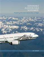 Sustainable Aviation Fuels report cover
