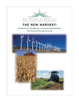 The New Harvest report cover
