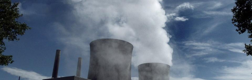 air pollution from gas power plant