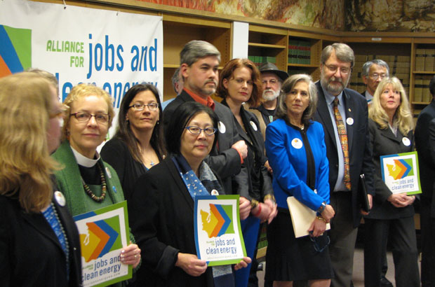 Alliance for Jobs and Clean Energy - Becky Kelley