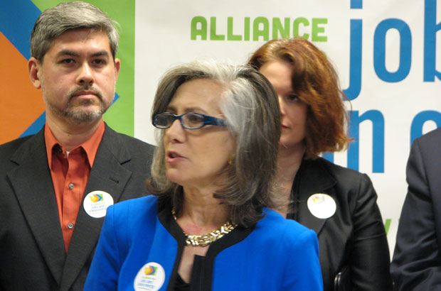 Alliance for Jobs and Clean Energy - Renee Klein