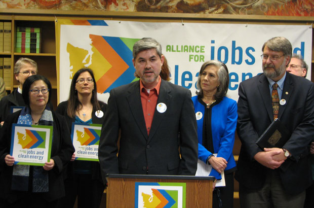 Alliance for Jobs and Clean Energy - Rich Stolz