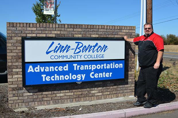 Bryan Schiedler - Automotive Dept Chair at Linn-Benton Community College
