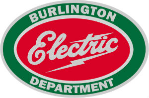 Burlington Electric Department logo