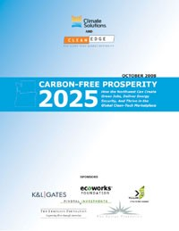 Carbon-free Prosperity report