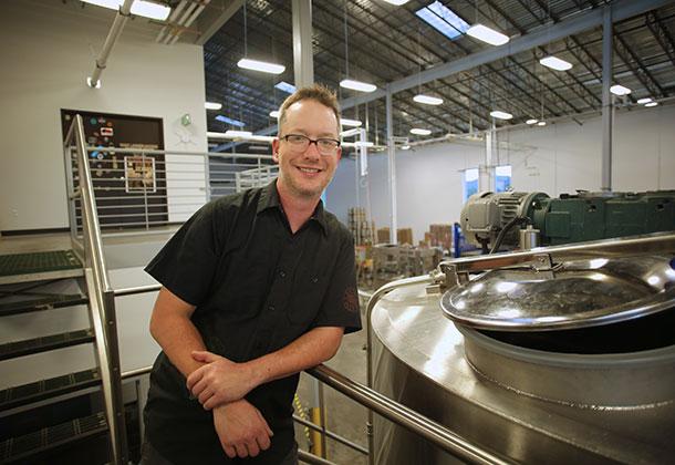 Chad Kennedy - Worthy Brewing - Bend, Oregon
