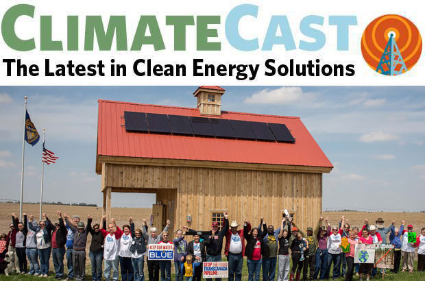 Climate Cast: The Latest in Clean Energy Solutions