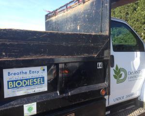 DeSantis fleet truck