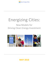 Energizing Cities report cover