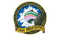 Fish Brewing logo