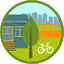 Greener communities icon