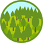 Healthy forests icon