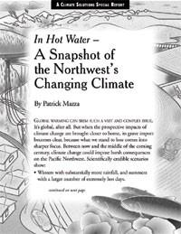 In Hot Water report