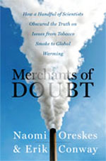 Merchants of Doubt book