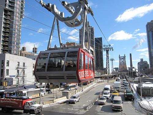NY tram