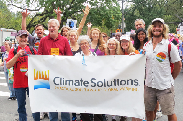People's Climate March NYC 23 Sept 14 3