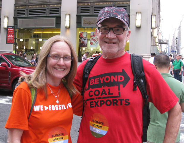 People's Climate March NYC 23 Sept 14 4