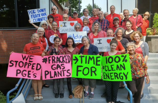 Oregon regulators reject PGE plan for fracked gas