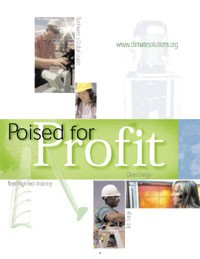Poised for Profit report