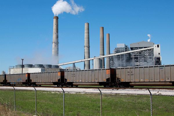 Powder River Basic coal