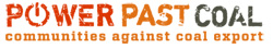Power Past Coal logo