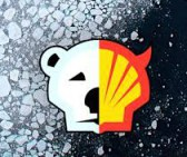 Shell arctic polar bear