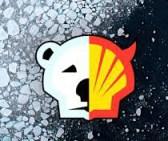 Shell arctic polar bear