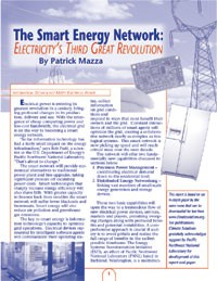Smart Energy Network report