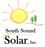 South Sound Solar sponsor logo