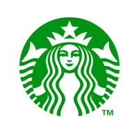 Starbucks logo-200
