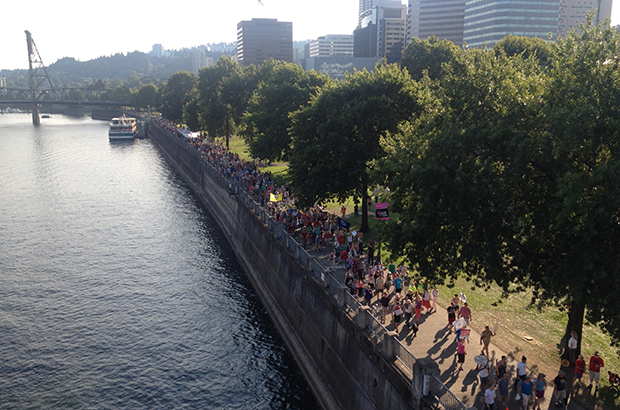 PDX People's Climate March