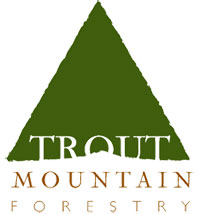 Trout Mountain Forestry Logo